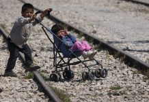 الطفولة في زمن الحرب