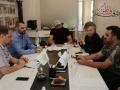 """مؤسسة """"سوريون"""" تتعاون مع """"وثيقة وطن"""""""